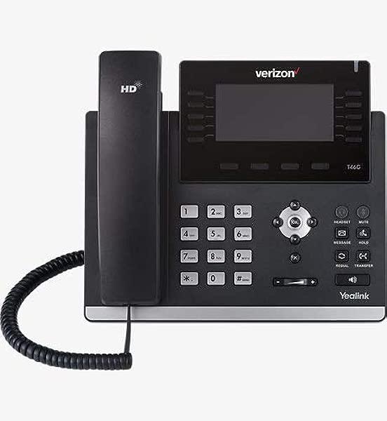 Verizon Yealink SIP T46G Ultra Elegant Gigabit IP Phone Renewed
