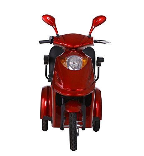E-Scooter Senioren Dreirad David Bild 5*