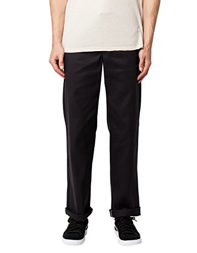 Dickies Men's 874 Flex Work Pant, black, 36W x 30L