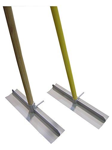 Gator Tool Concrete Placer 20' Aluminum Handle (Set of 2)