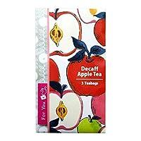 ティーブティック ティーレター デカフェ紅茶 3TB×12セット アップル・52002