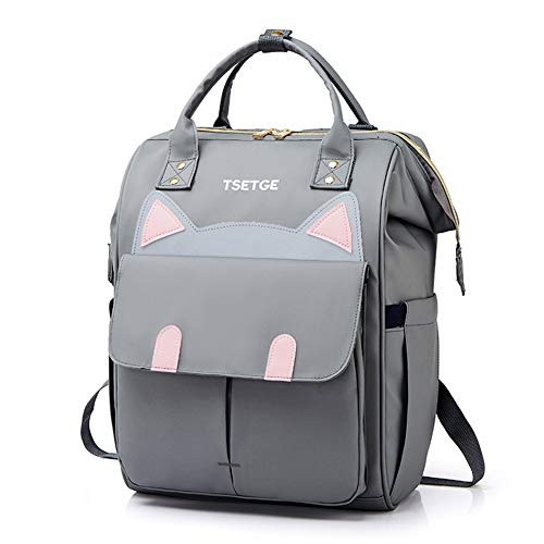 Diaper Bag Changeable Diaper Backpack Multifunction Travel Bag Mummy Bag Large Capacity Maternal and Child Fashion Casual Shoulder Bag Backpack Mummy Bag, Versatile and Stylish, Suitable for mom