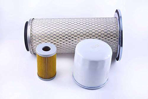 Filtersatz Kubota L1-195 | L1-215 | L1-235 | L1-255