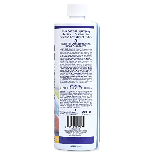 Bio Ouster Hot Tub Conditioner, Clarifier