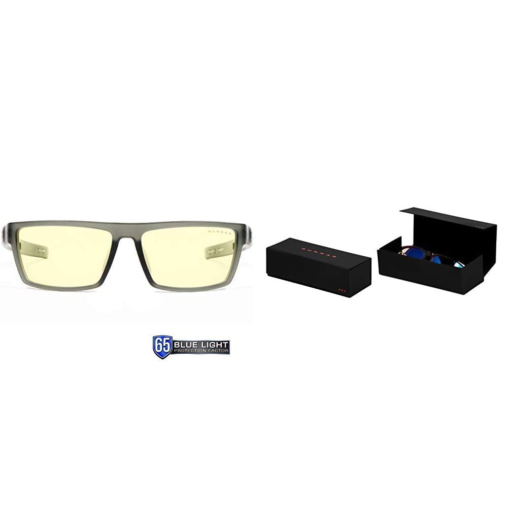 GUNNAR Gaming and Super special price Computer Eyewear Tint - Amber Patented Valve Super beauty product restock quality top