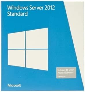 Microsoft Windows Server CAL 2012 English MLP 20 AE User CAL 2012