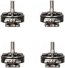 JINHUGU 4X T-Motor F40 Pro II 2600KV 3-4S sin escobillas Adamantium Gray for RC Multirotor FPV Racing Drone Accesorios de Juguete