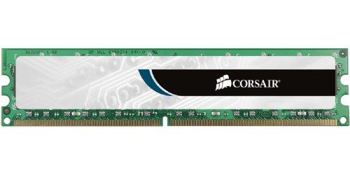 Corsair CMV8GX3M2A1600C11 Value Select 8 Go 2x4Go DDR3 1600 Mhz CL11 Mémoire pour ordinateur de bureau