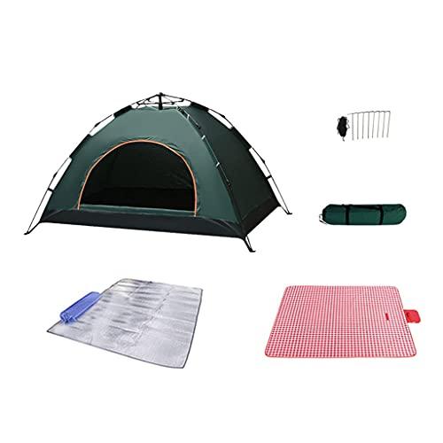 ZCZZ Camping al Aire Libre para 2 Personas, 3~4 Personas