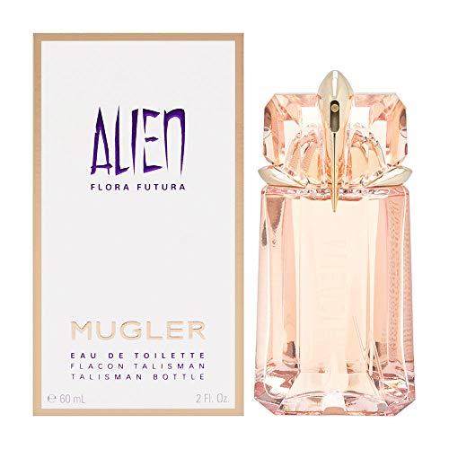Thierry Mugler Alien Flora Futura, Wasser Schminktisch für Frauen–60ml.