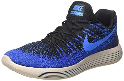 Nike Lunarepic Low Flyknit 2 Men's Running Shoes,863779-009 (10 D(M) US)