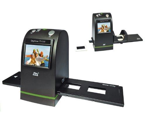 Dnt DigiScan TV 9.0 Digitaler Dia-Negativ Scanner für PC und Stand-Alone Betrieb