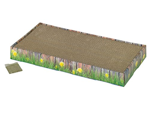Nobby Kratzbrett aus Karton  groß, 48 x 25 x 5 cm