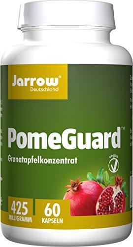 Pomeguard, Granatapfelkonzentrat, 425 mg pro Kapsel, vegan, Jarrow Deutschland