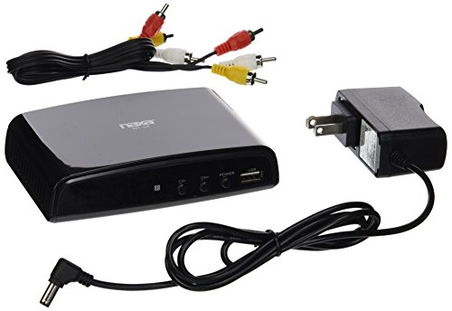 Naxa Electronics Digital Converter Box HDTV Receiver (NT-54)