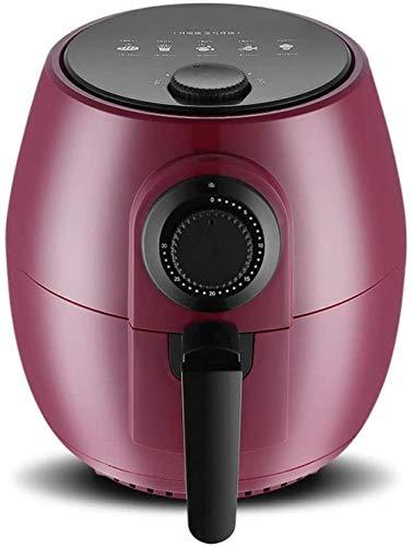 Freidora de aire Aceite sin grasa Cocina saludable Freidora de aire compacta Aparato de cocina Pantalla LCD Freidora eléctrica sin aceite