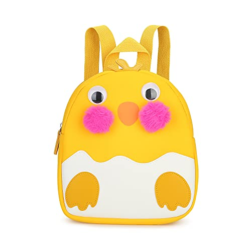 Toddler Backpack Cartoon Kids Bag Jingle Bell Sound Small Animal Children Rucksack Bags for Baby Girl Boy Age 1-5 Years