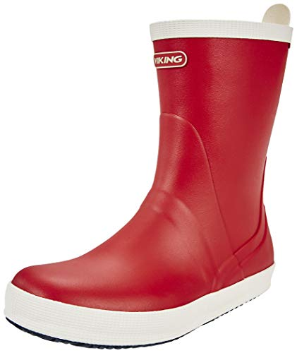 Viking Unisex-Erwachsene SEILAS Gummistiefel, Rot (Tomato 71), 39 EU