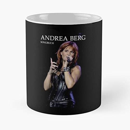 Service Songbuch Andrea Lebahpadaneduh Berg Music Best 11 oz Kaffeebecher - Nespresso Tassen Kaffee Motive