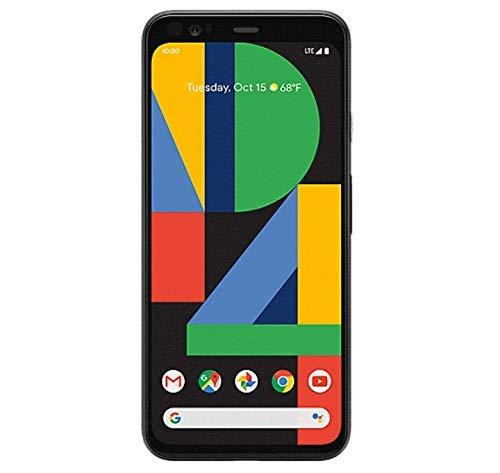 Google Pixel 4 XL Smartphone (G020J) Verizon ONLY - 64GB / Just Black (Renewed)