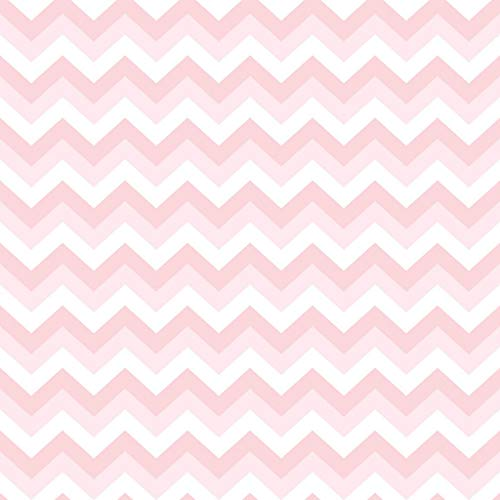Qoalips Chevron Diamond Painting Kits, Zigzag Chevron in Soft Colors Simplicity Diamond Painting with Tools for Home Wall Decor Rhinestone Embroidery Full Drill 12x12 Inch White Pink