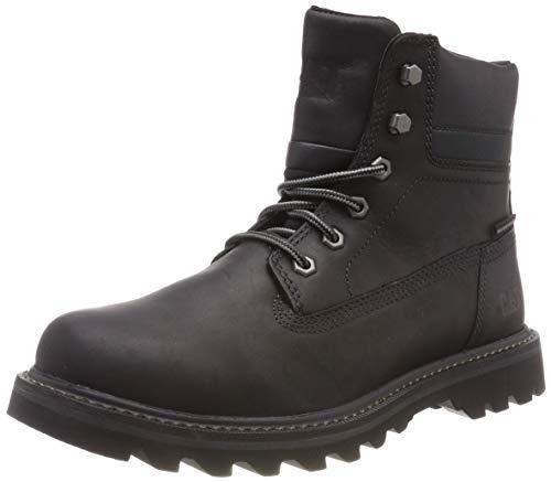 Cat Footwear DEPLETE WP, Stivali Classici Uomo, Black, 40 EU