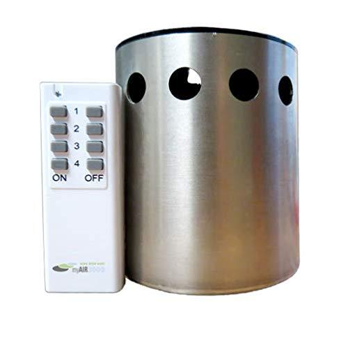 Bio Salz Ultraschall Solevernebler axotherm® Infrarotkabine Wärmekabine