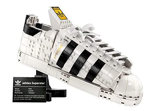 レゴ(LEGO) アディダス オリジナルス スーパースター 10282