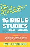 Small Group Bible Study Books