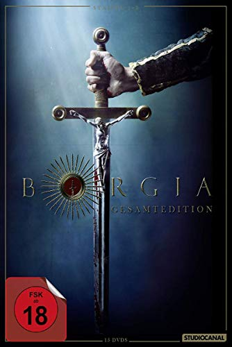 Borgia - Gesamtedition [15 DVDs]