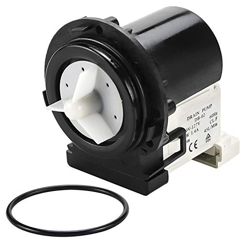 4681EA2001T Washer Drain Pump Motor for Ken.more and LG Washers -...