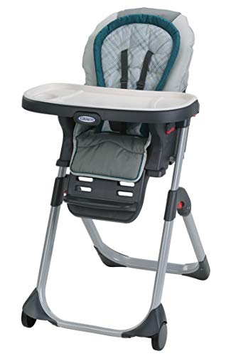 Graco DuoDiner 3-in-1 Baby High Chair, Luke