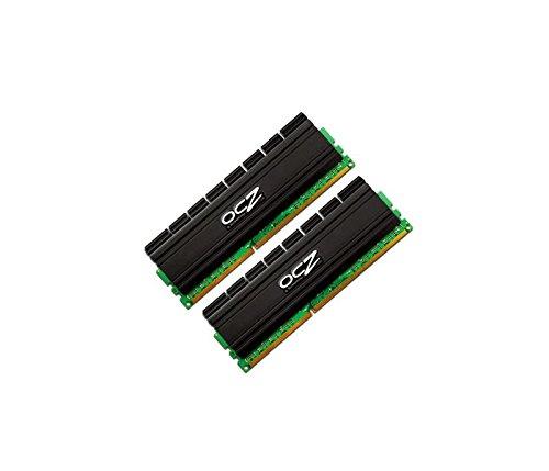 OCZ Blade Heatspreader DDR2 PC2-8500 Arbeitsspeicher 4GB Kit (2X 2GB, 1066MHz, CL5)