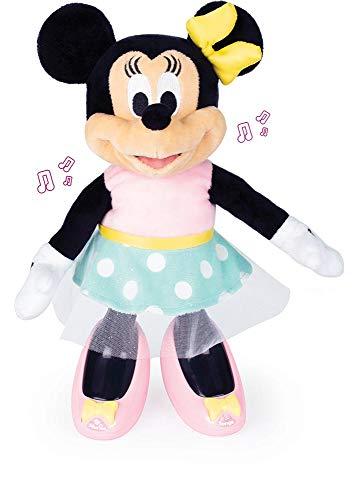 IMC Toys - Contes et Chansons Minnie - Peluche Interactive - 181212 - Disney
