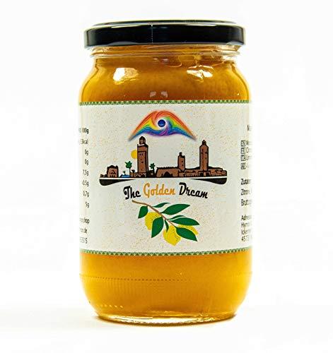 Hymor eingelegte Zitronen - 3 Gläser (750g) - Zitrone, aus Marokko, Marokkanische Salzzitronen, in Salzlake, Zitronen eingelegt im Glas, vegan, glutenfrei, Tajine Cous-Cous Fisch Risotto