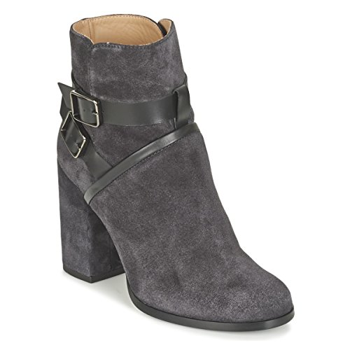 Castaner Carla Stiefelletten/Boots Damen Grau - 40 - Low Boots Shoes