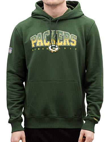 New Era NFL GREEN BAY PACKERS Fan Pullover Hoodie, Größe:S