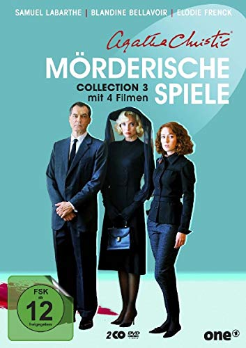 Agatha Christie - Mörderische Spiele: Collection 3 (2 DVDs)
