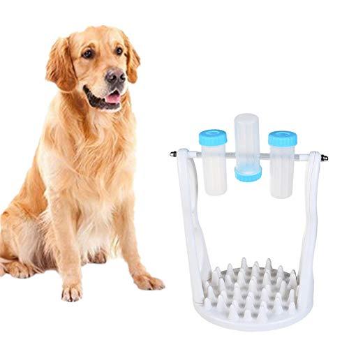Hundenapf Futternapf Hund Interaktive Hundefutterautomaten Slow Feeder Fressnapf Katzen Puzzle Feeder Welpenfutter Wet Bowl Hundenäpfe Medium Blue