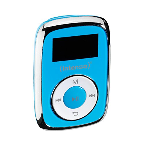 Intenso ▷560 Music Mover MP3-speler 8 GB blauw