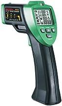 MASTECH comprobador de ms6530t 12: 1Digital Termómetro Infrarrojos sin contacto IR láser Temperatura Pistola Meter termostato -20C ~ LC960