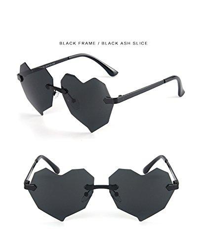 Love Heart Zonnebril, voor kinderen, gepolariseerd, voor jongens en meisjes, baby, zonnebril, spiegelend, UV400
