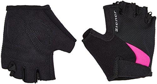 Ziener Kinder CRIDO junior Bike Glove Fahrrad-handschuh, rosa (fuchsia), S