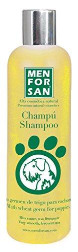MENFORSAN Champú Perros Germen de Trigo para cachorros - 300 ml