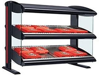 Hatco HZMS-30D Dual Shelf Slant Heated Zone Merchandiser