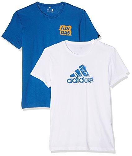 adidas Heren T-shirt Explosive 2 Pack
