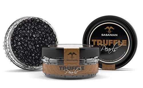 GUARANTEED FRESH! Truffle Pearls Caviar 4 Oz Jar