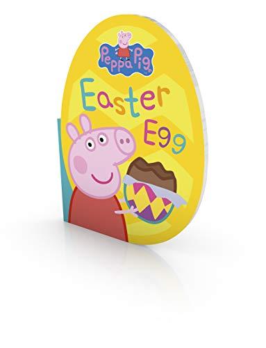 Peppa Pig: Easter Egg Shaped Board Book