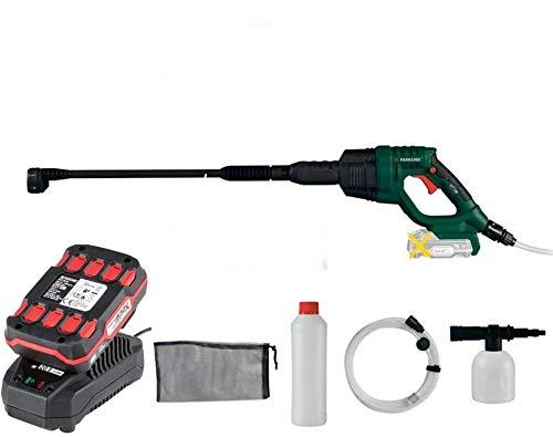 Idropulitrice a batteria PARKSIDE PDRA 20-Li A1, 6 tipi di spruzzo, senza batteria e caricabatterie
