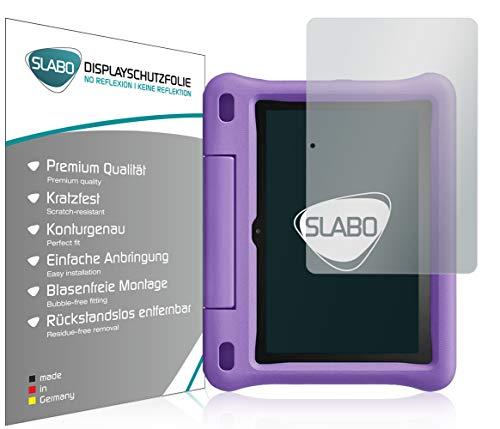 Slabo 2 x Bildschirmschutzfolie für Amazon Fire HD 8 Kids Edition-Tablet (2020) Bildschirmschutz Schutzfolie Folie No Reflexion | Keine Reflektion MATT